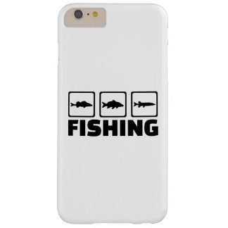 Fishing Barely There iPhone 6 Plus Case