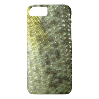 Fishing Bass Scales | iPhone 8/7 Case