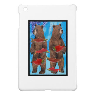 FISHING BEARS BEST CASE FOR THE iPad MINI
