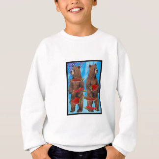 FISHING BEARS BEST SWEATSHIRT