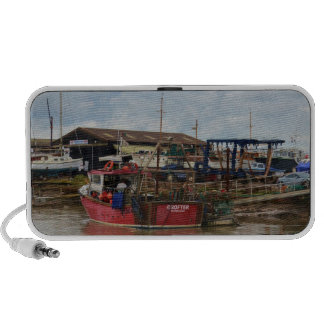 Fishing Boat Crofter Travelling Speakers