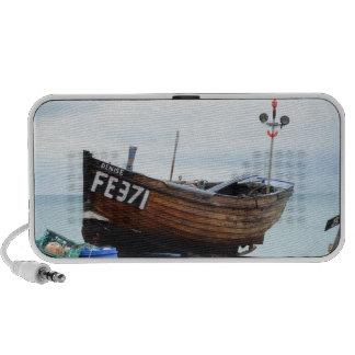 Fishing Boat Denise Speaker System
