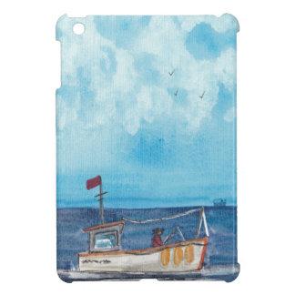 Fishing Boat iPad Mini Cover