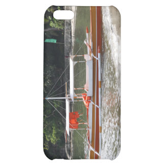 Fishing boat case for iPhone 5C