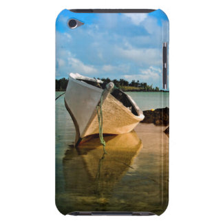 Fishing Boat On Mauritian Beach With Islet Case-Mate iPod Touch Case