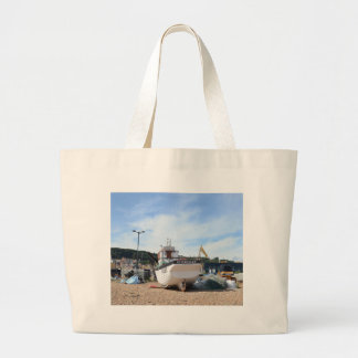 Fishing Boat Our Holly Bags