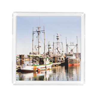 Fishing Boat Serving Tray
