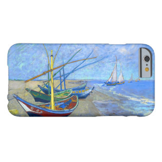 Fishing Boats Beach Saintes-Maries Van Gogh Fine Barely There iPhone 6 Case