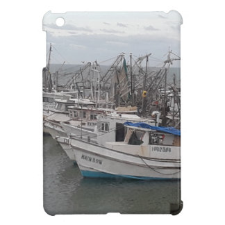 Fishing Boats In The Ocean Case For The iPad Mini