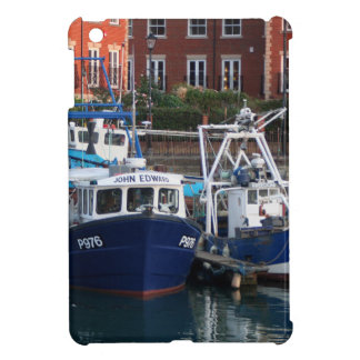 Fishing boats, Portsmouth, England Case For The iPad Mini