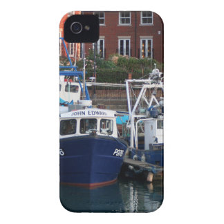 Fishing boats, Portsmouth, England iPhone 4 Case