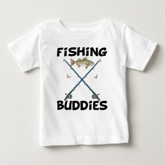 Fishing Buddies Baby T-Shirt
