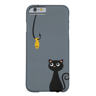 Fishing Cat Barely There iPhone 6 Case