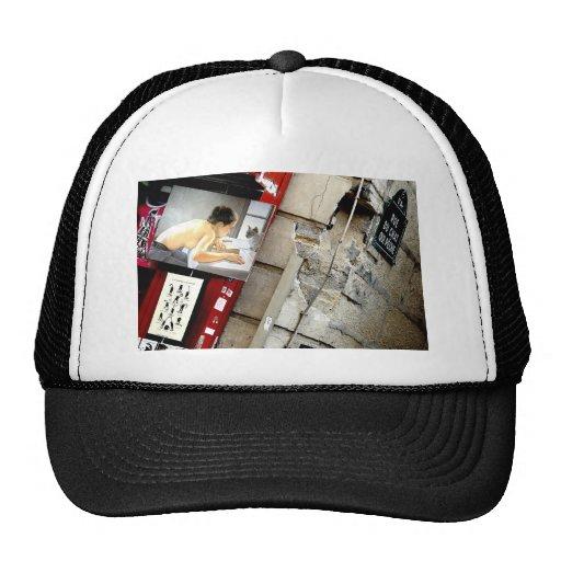 Fishing Cat Street - Paris Hat