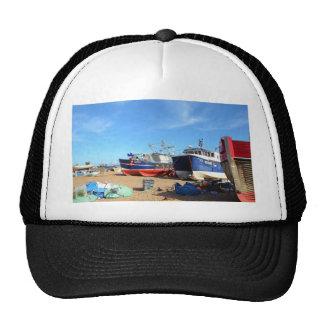 Fishing Community At Hastings Mesh Hat