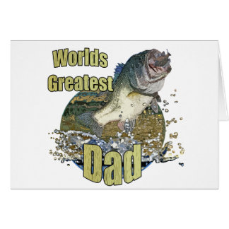 Fishing Dad Card