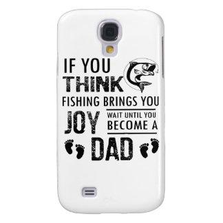 Fishing Dad Galaxy S4 Case