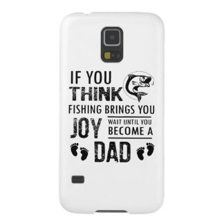 Fishing Dad Galaxy S5 Cover