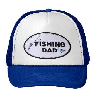 Fishing Dad Trucker Hats