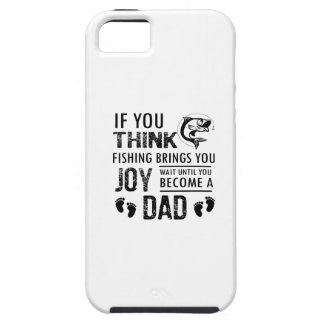 Fishing Dad iPhone 5 Case