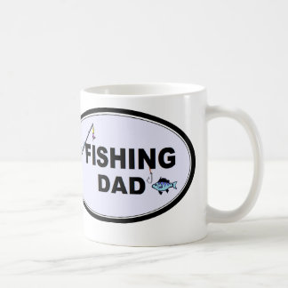 Fishing Dad Coffee Mugs