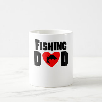 Fishing Dad Mug