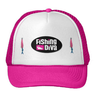 Fishing Diva Sports Cap Sun Protector