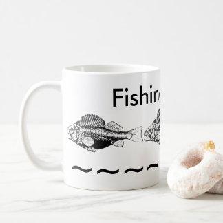 Fishing Energy Coffee Mug
