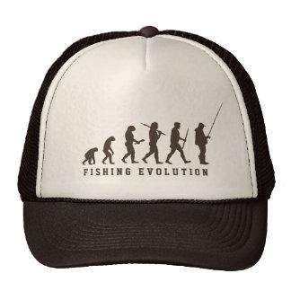 Fishing Evolution - Funny Fisherman hat
