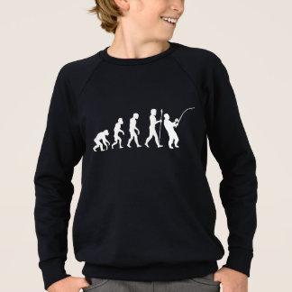 Fishing Evolution Sweatshirt