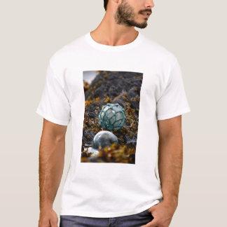 Fishing float in tide pool, Alaska T-Shirt