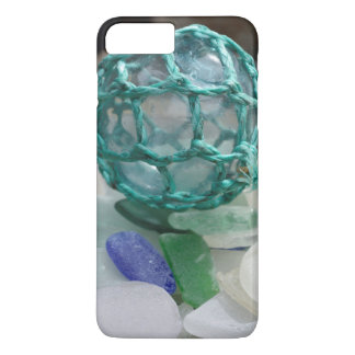 Fishing float on glass, Alaska iPhone 8 Plus/7 Plus Case