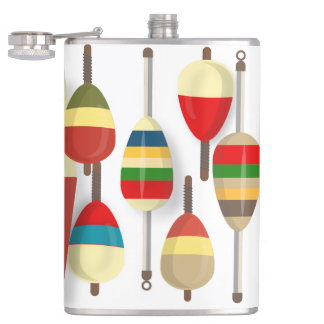 Fishing Floats / Bobbers Hip Flask
