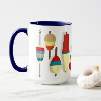 Fishing Floats / Bobbers Mug