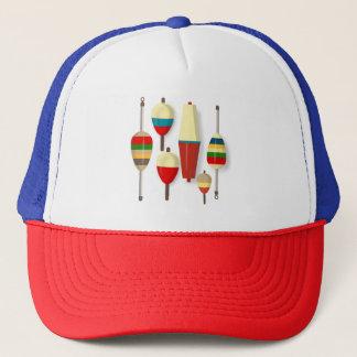 Fishing Floats / Bobbers Trucker Hat