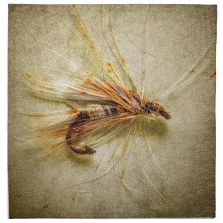 Fishing Fly Napkin