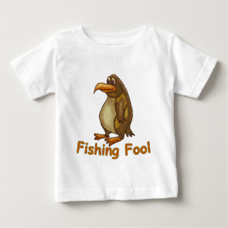 Fishing Fool Baby T-Shirt