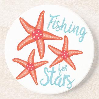 Fishing For Stars Coaster