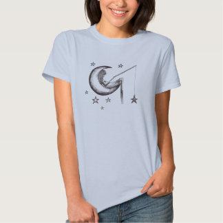 fishing for stars t-shirts