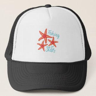 Fishing For Stars Trucker Hat