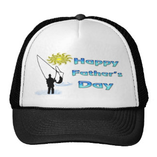 Fishing - Happy Father's Day Hat