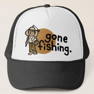 fishing hat. trucker hat