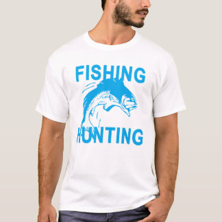 Fishing Hunting Nothing Else Matters T-Shirt ..png