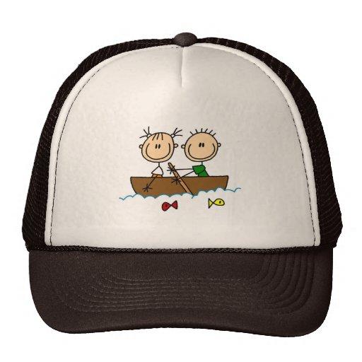 Fishing In Boat Hat