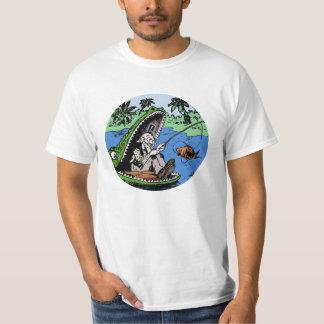 Fishing in Gator T-Shirt