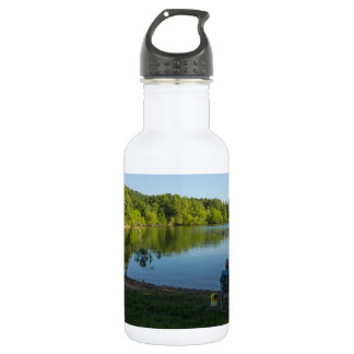 Fishing In The Morning 532 Ml Water Bottle