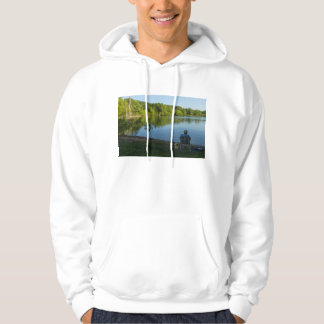Fishing In The Morning Hoodie