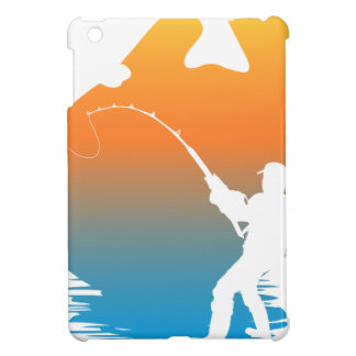 Fishing iPad Mini Cover