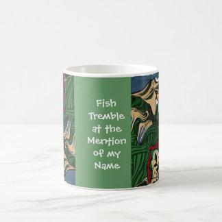 fishing joke coffee mug