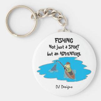 FISHING Keychain